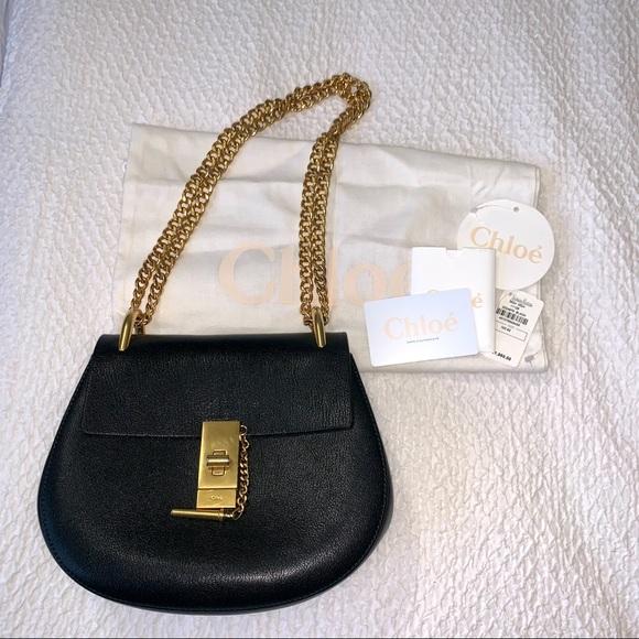 92ab443d [TAKING OFFERS] Chloe Drew Shoulder Bag